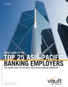 Asia Pacific Banking Guide